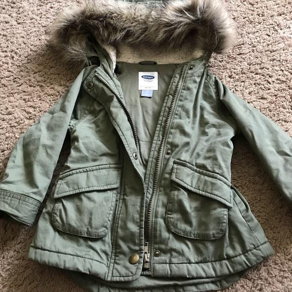 8eb0d859b Jackets & Coats | Old Navy Toddler Girl Coat 2t | Poshmark